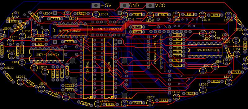 Prototipação e Fabricação de PCB