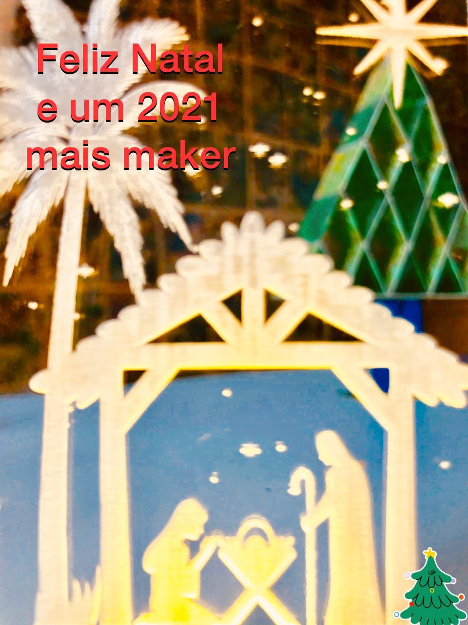 ESPAÇO CMAKER INFORMA (15/12) Especial de Fim de Ano!